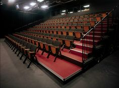 audience seating risers | Theater and Production Solutions Blog