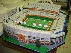I want this Auburn cake!