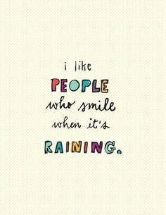 ....and Spiritually Speaking: Smile in the Rain spirituallythinking.blogspot.com