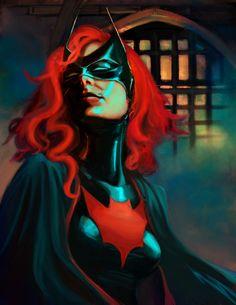 Batwoman by ~schultzee