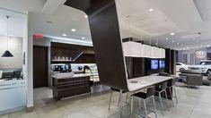 Mercedes Benz dealership by GH+A, Burlington   Canada store design
