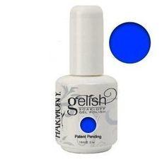 "Gelish Rio Collection Neon ""Ooba Ooba Blue"" #01472 New Color:Amazon:Health & Personal Care"