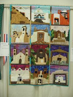 New Mexico's turquoise trail - Vicki Conley. 2012 IQA Show-30 ... : greater san antonio quilt guild - Adamdwight.com