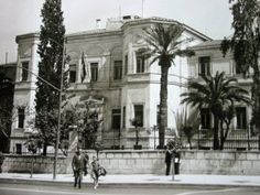Old Photos, Vintage Photos, Greece History, Old Greek, Historical Photos, The Past, Street View, Portrait, City