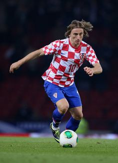 Luka Modric, Real Madrid, Croatia proving you dont have to be big to be a top player