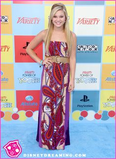 "Olivia Holt ""Had Me At Hello"" Planet Premiere On Radio Disney September 21, 2012"