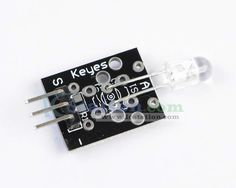 KY-005 Infrared Transmitter Module for Arduino AVR PIC  http://www.icstation.com/product_info.php?products_id=2765