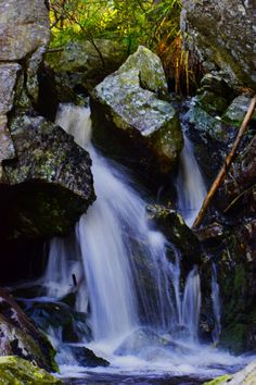 https://flic.kr/p/LSaA2P | Silky waterfall | My first attempt at a long exposure…