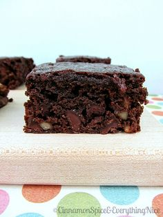 Jillian Michaels' Low Calorie (86!) Brownies