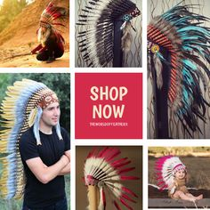 Follow us on Pinterest to be the first to see new products & sales. Check out our products now: https://small.bz/AAX4Xla #etsy #etsyseller #etsyshop #etsylove #etsyfinds #etsygifts #halloween #coiffure #headdress #indianheaddress #penacho #warbonnet #kopfschmuck #copricapo #instafollow #shop #makeup #loveit #instagood #love #musthave #photooftheday #shopping #instacool #onlineshopping #picoftheday #instashop Follow us on Facebook.com/theworldfeathers/