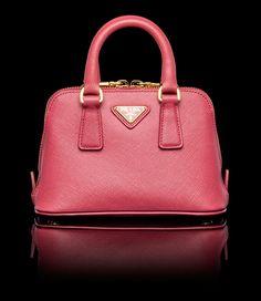 Prada MUST HAVES! on Pinterest | Prada, Mini Bag and Minis