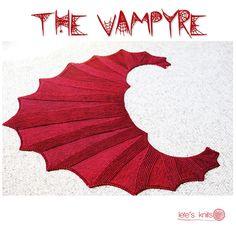 Kết quả hình ảnh cho knitting halloween THE VAMPYRE