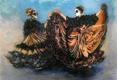 El dia de los muertos by ~Tifaerith