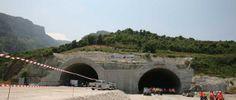 Σήραγγα Πλαταμώνα - Υγρομόνωση 1500m² με ασφαλτόπανα και ασφαλτικές μεβράνες (2014)
