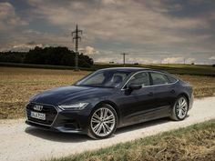 2019 Audi A7 first drive review: Slipstream luxury tech dream