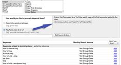 Youtube keyword suggestion tool