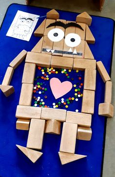 Childcare Activities, Preschool Themes, Kindergarten Activities, Classroom Themes, Activities For Kids, Worry Monster, Monster Co, Reggio Emilia, Reception Class