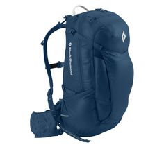 With the ideal amount of space for a long push, the Black Diamond Nitro 26 lives for all-day journeys requiring a little bit more than just the bare necessities. Front, side and hipbelt stretch pockets combined with zippered panel access place an emp...