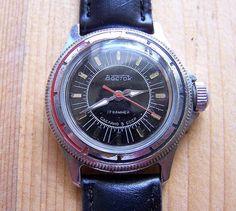 Soviet Watch Vostok Wostok Russian Mens by RarityFromAfar on Etsy, $47.50