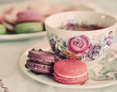 It's decided!!! I'm having a tea party for my birthday! :)