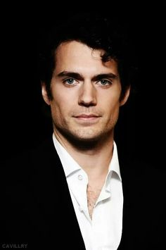 Henry is tall, dark and handsome...hot damn!!
