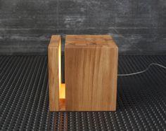 Diseño de madera lámpara/lámpara/lámpara/noche luz de noche/iluminación de la lámpara de estilo escandinavo en madera