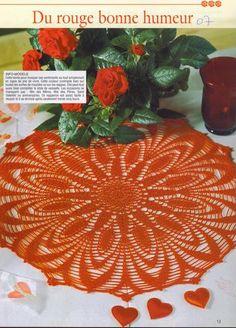 Журнал: Elena Crochet D'Art №26 small, №31 (вязание салфеток, крючок) - Вяжем…
