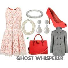 Melissa Gordon - Ghost Whisperer (TV Show)