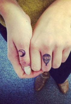 small air balloon tattoo designs