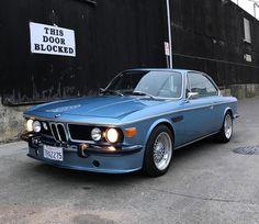 | BMW 3.0 CSi. P