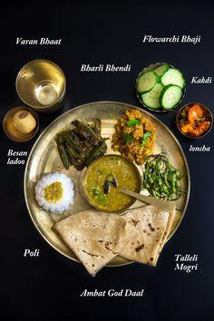 The authentic Maharashtrian Thali cannot be described in one blog post. There are plethora of delicacies which can define a great Maharashtrian Thali. From Varan Bhat, Batatyachi Bhaji, Aluchi Vadi, Poli Bhaji, Shrikhand to Kothimbir Vadi, Sheera, Batata Vada, Sabudana Vada, Thalipeeth, etc the number of items on my favorite Marathi dishes list is never … … Continue reading →