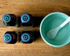 Make your own DIY homemade bug spray