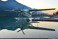 Float plane - one of my favorite ways to travel
