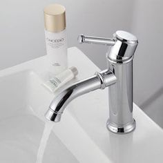 #bathroom sink taps