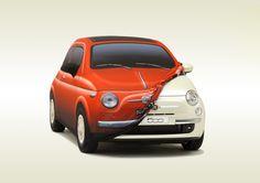 #Fiat500 #cult #design