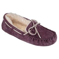 1d32f3477 UGG Dakota Slip-On Moccasin Slippers for Ladies. Leather And LaceSuede  LeatherBlack LeatherMoccasinsLounge ...