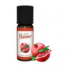 Granatapfel Aroma   Auch wenn in vielen Darstellungen ein Apfel als die verbotene Frucht abgebildet wird, so gehen Historiker davon aus, dass ein Granatapfel als verbotene Frucht viel wahrscheinlicher ist. Lange Zeit galten Granatäpfel als aphrodisierend und werden daher auch Liebesäpfel genannt. Vermutlich hat dies viel mit der verführerisch-roten Farbe zu tun.     #granatapfel #aroma #früchte #vegan