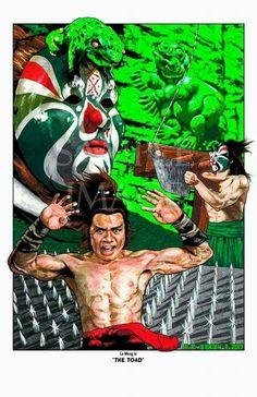Kung Fu Martial Arts, Martial Arts Movies, Venom Figure, Miles Morales Spiderman, Venom Art, Hong Kong Movie, Kung Fu Movies, Fantasy Movies, Marvel Characters