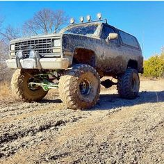 Country Must Be Country Wide - k5willy:   #squarebody #lifted #chevy #k5blazer...