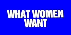 """Whoever writes the categories for """"Jeopardy!"""" seems to have little idea what women actually want.   On Sept. 30, """"Jeopardy!"""" featured a """"What Women Want"""" category alongside """"State Capital Nicknames"""" and """"..."""