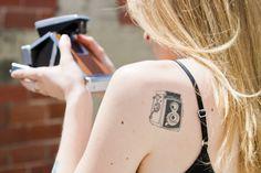 Tatuagens fotográficas