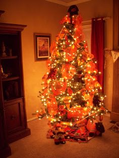 ORANGE POWER tree for Bedlam!