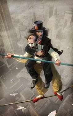 Jim Madsen Illustration.