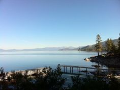 Lake Tahoe from Zephyr Cove / http://www.sleeptahoe.com/lake-tahoe-from-zephyr-cove/