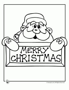 226 Best Coloring Pages Christmas Images Coloring Books