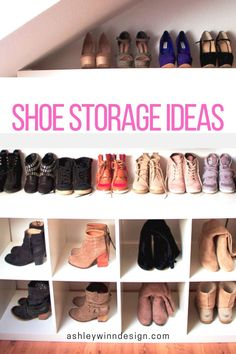 gozstringe 47 fantastic ideas for shoe racks in 2020 (concepts for storing your shoes) Wood Shoe Rack, Shoe Racks, Wood Chip Mulch, How To Release Anger, Diy Garden Decor, Garden Decorations, Rock Decor, Sliding Door Hardware, Shoe Organizer