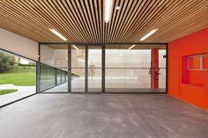 Pavilhão Desportivo em Neuves Maisons / Giovanni PACE architecte + abc-studio