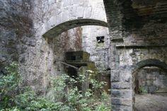 4ª Maquina Funicular-Paranapiacaba/Cubatão | Construída em 1901 e abandonada em 1981