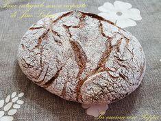 Il pane integrale di Jim Lahey è semplicemente fantastico,preparato con il metodo senza impasto;bastano una ciotola,un cucchiaio,30 secondi del vostro tempo