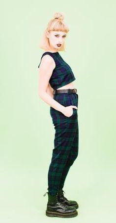'BROOKE' Trousers & Tank Two Piece